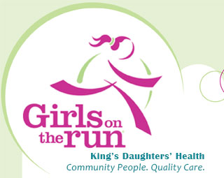 Girls on the Run of King's Daughters' Health
